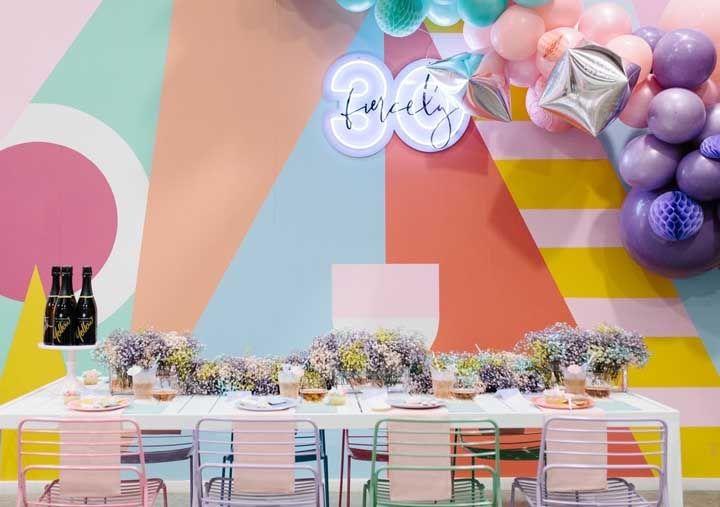 Decoração Neon: ambientes para inspirar a decoração da casa