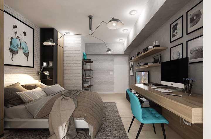 Luminária de teto: saiba como escolher e veja 60 ideias incríveis