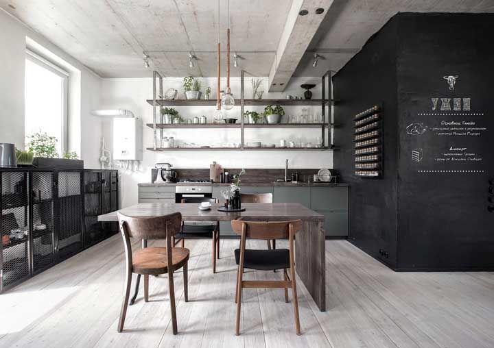 Um pouco rústica, um tanto moderna e um quanto descolada...seja como for a decoração, o piso flutuante segue firme fazendo o seu trabalho