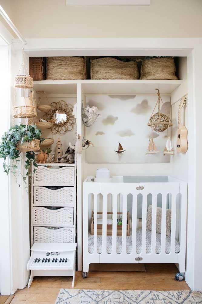 O quarto é do bebê, mas as preferências são dos pais!
