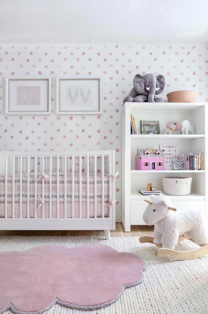 Elementos da imaginação infantil na decoração do quarto