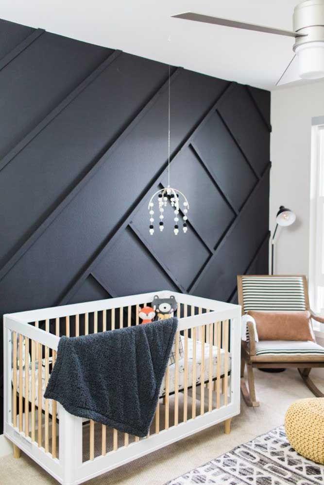"""Prefere uma decor mais """"madura""""? Um pouco de preto pode ser a solução"""