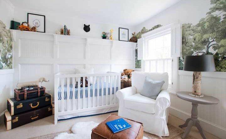 Quartos de bebê: 70 fotos de decoração para você se inspirar hoje