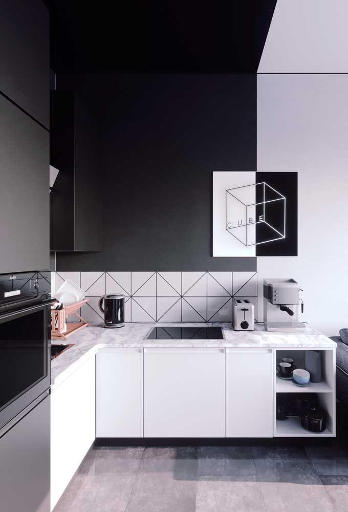 Não se esqueça de adequar a pedra da bancada ao projeto da cozinha, ela é parte importante do ambiente
