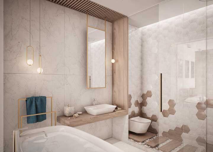 Iluminação para banheiro: 30 dicas para acertar na decoração do ambiente