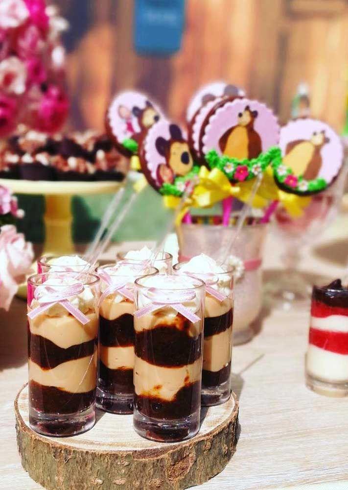 Olha que delícia de sobremesa