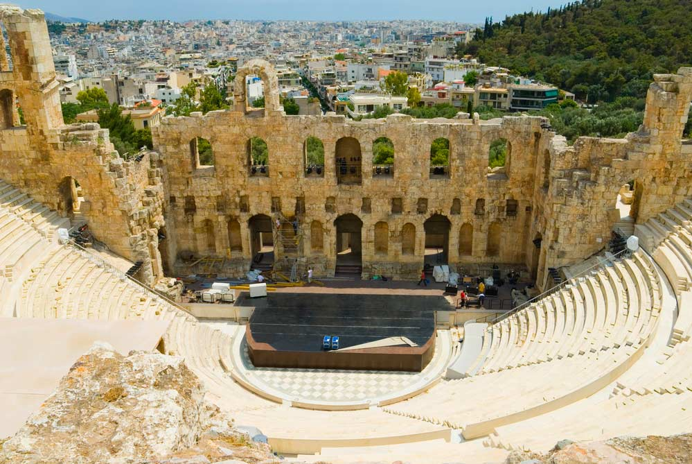 Teatro de Dionísio Eleutério
