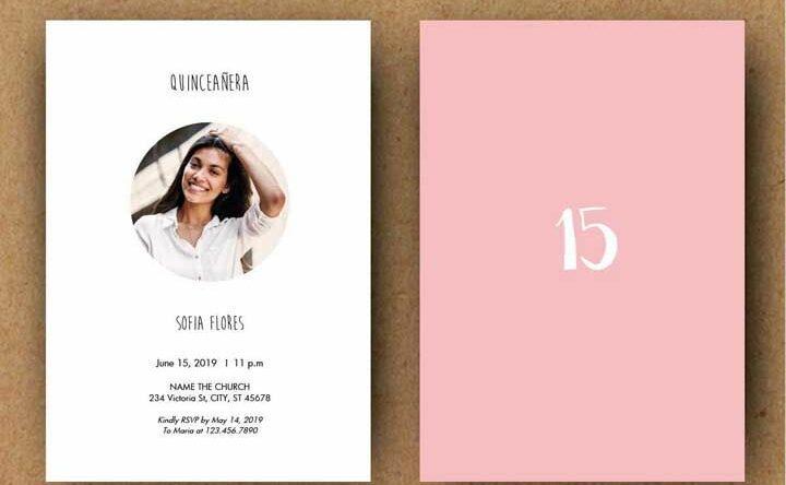 Convite de 15 anos: dicas para elaborar e modelos inspiradores