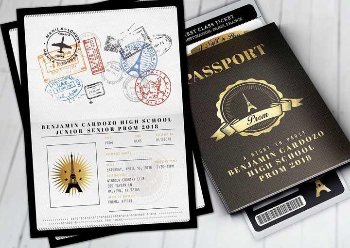 Passaporte para uma carreira próspera e de sucesso, seja onde for!