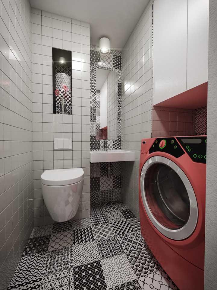 E o que acha de levar o vermelho para os eletrodomésticos?