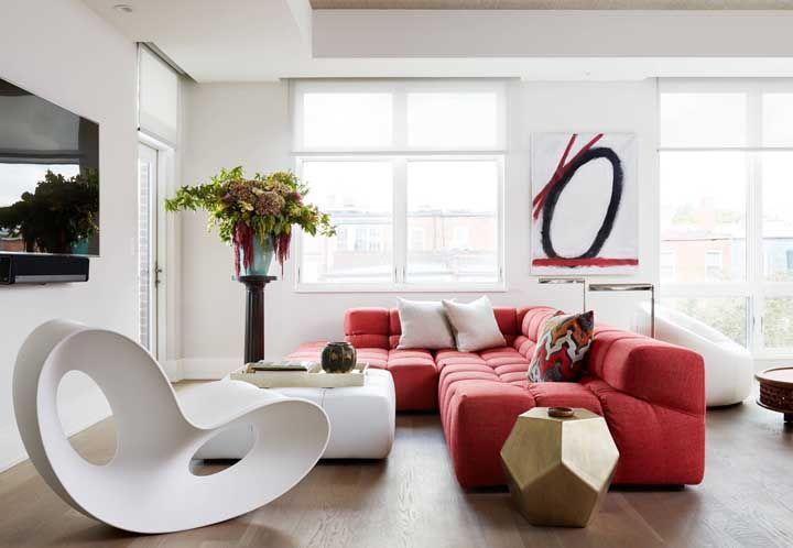 Tons de vermelho: características das tonalidades e fotos de decoração