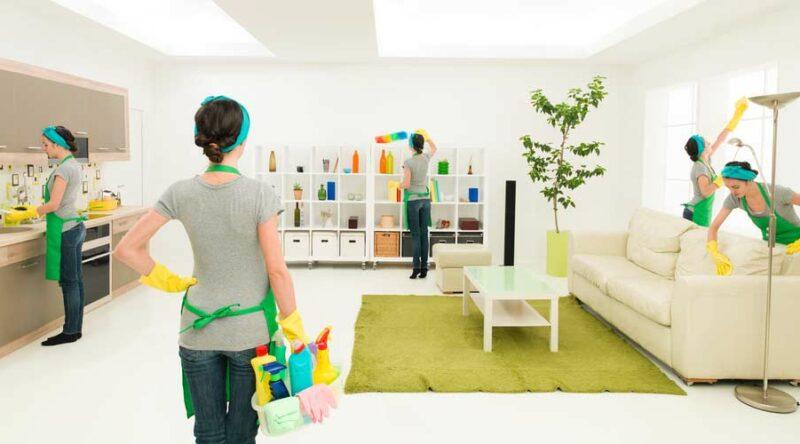 Limpeza de casa: dicas e truques para sala, quarto e mais