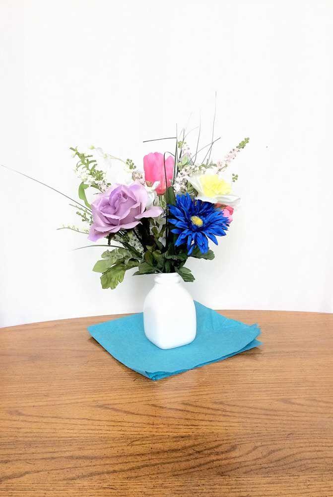 Como saber se as flores são reais ou não? É muita perfeição