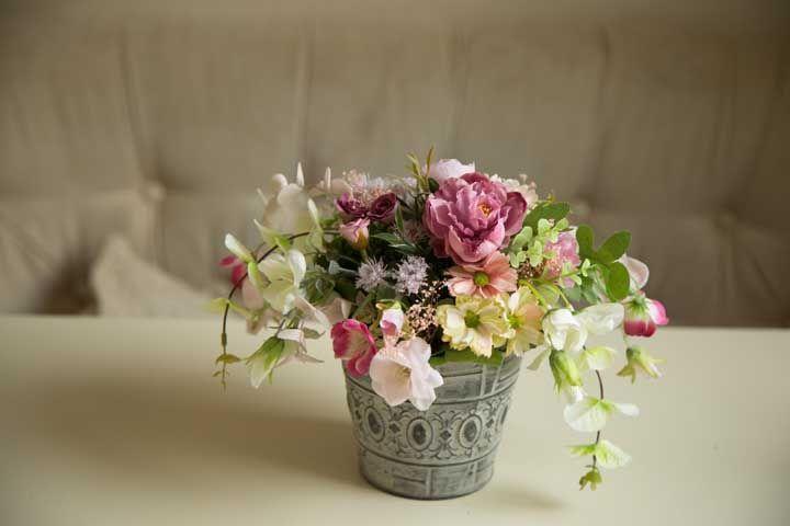 Arranjos de flores artificiais: como fazer, dicas e 60 fotos lindas