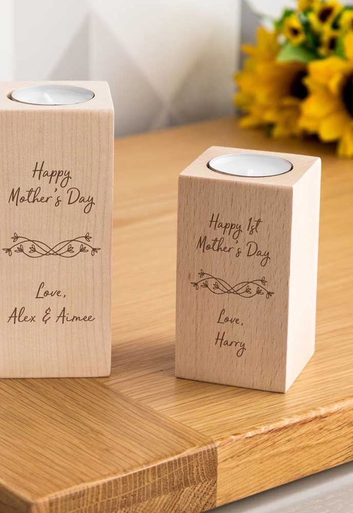 Existem diversas opções de presentes para o dia das mães. No entanto, o mais importante é declarar o seu amor.