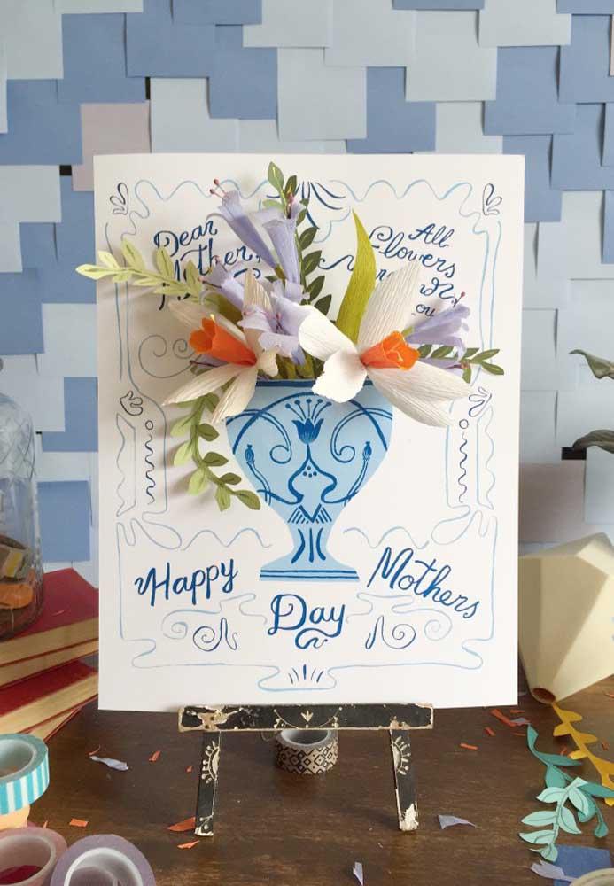 Quer colocar a mão na massa e preparar vocês mesmo um presente especial? Use a criatividade e faça um artesanato para o dia das mães.