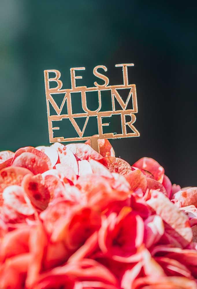 Quem é a melhor mãe do mundo? A sua, claro!
