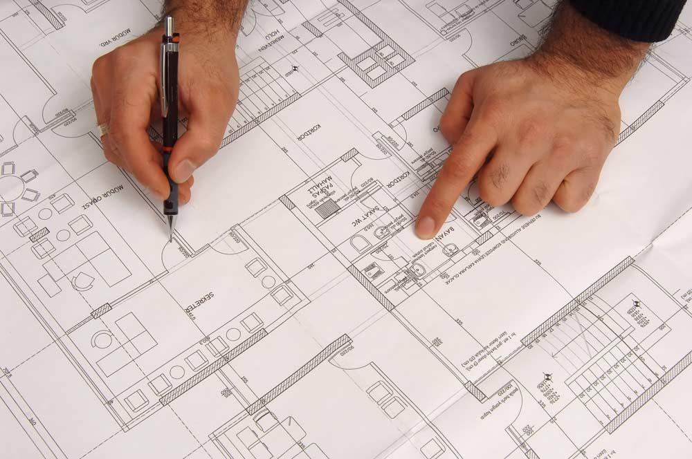 Mercado de trabalho arquiteto