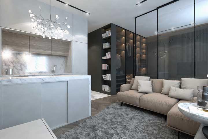 Móveis planejados para apartamentos pequenos: dicas e ideias para decorar