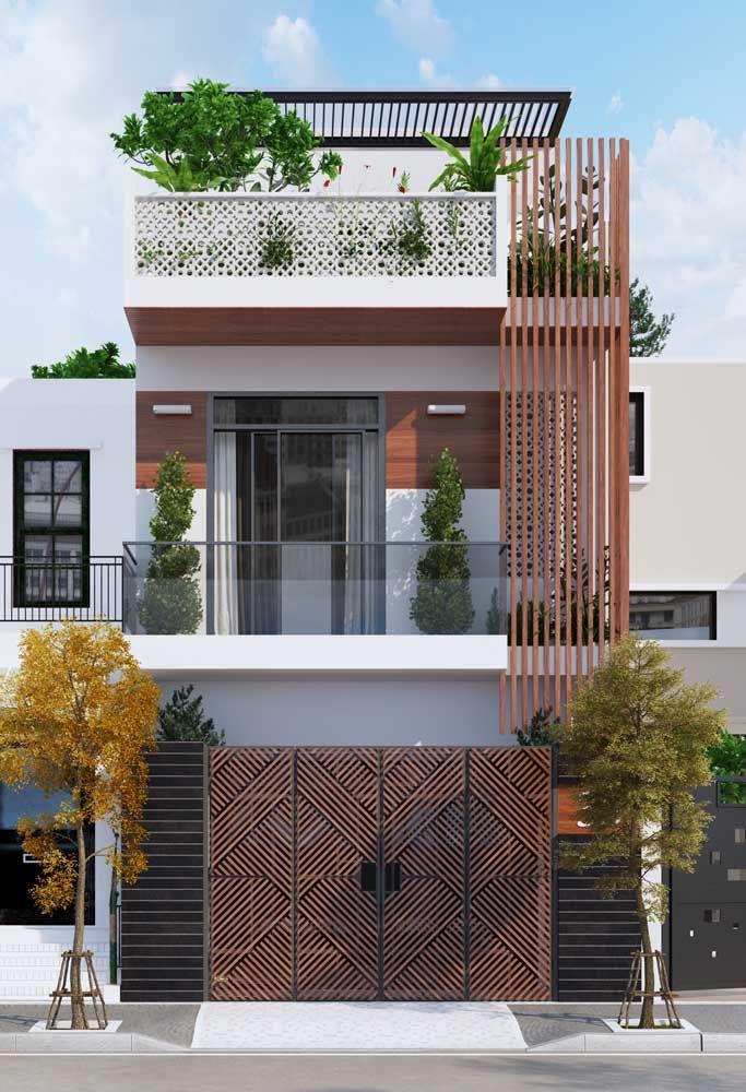 Casa planejada na cidade; uma necessidade dos tempos modernos