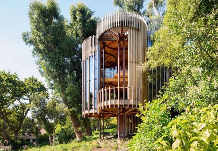 Para quem deseja mais do que uma casa, quase uma obra de arte, essa aqui é uma inspiração e tanto