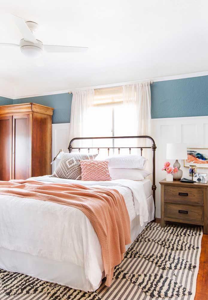 Tapete de retalho grande para decorar todo o chão do quarto