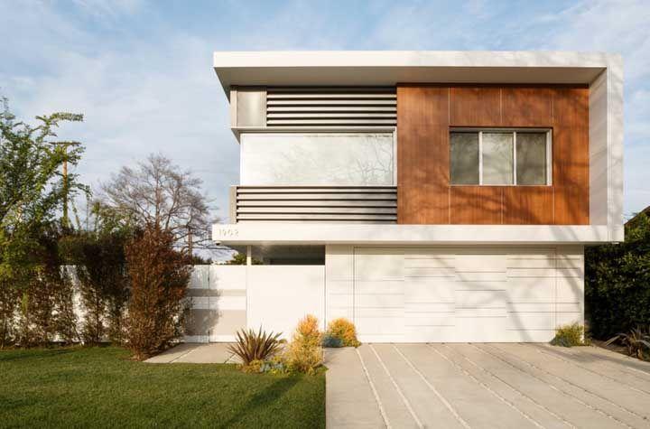 O custo de construção do telhado embutido é menor, mas em compensação os gastos com manutenção e pintura são maiores do que um telhado convencional