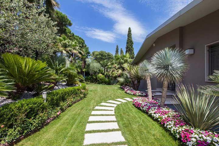Esse jardim é ou não é digno de um sonoro UAU?