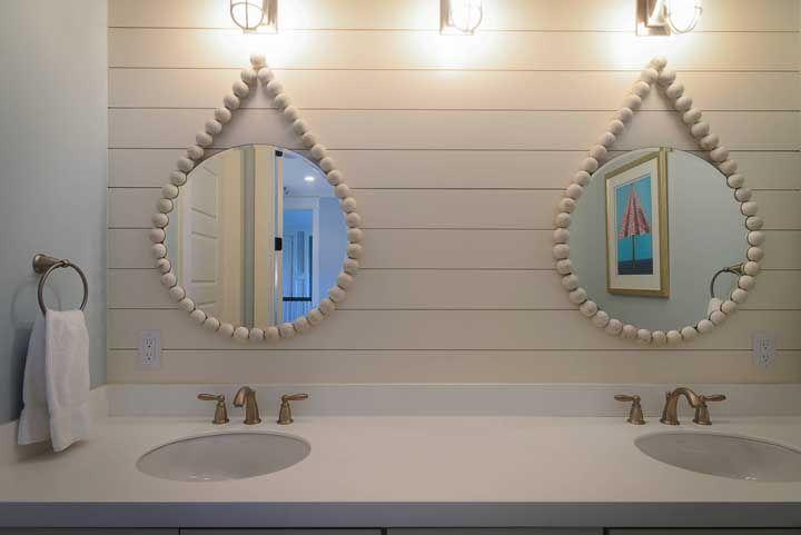 Até o espelho adnet pode ganhar uma versão diferenciada e totalmente personalizada