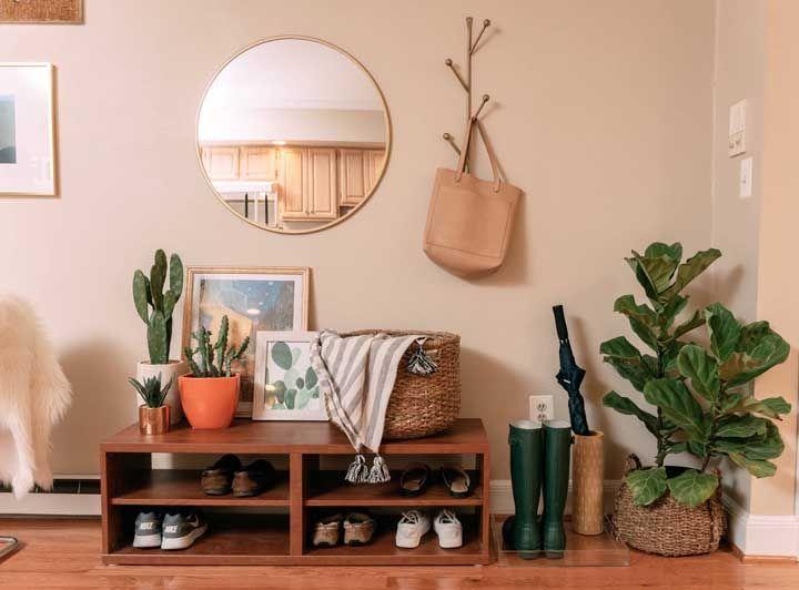 Espelho redondo: saiba como usar na decoração da casa
