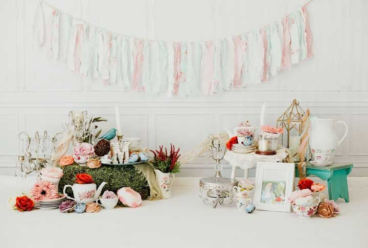 Chá da tarde: como organizar, o que servir e dicas de decoração