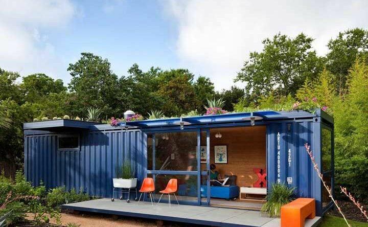 60 casas feitas com containers para você se inspirar