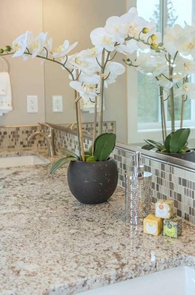 A facilidade de limpeza é uma das grandes vantagens do granito