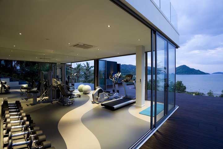 Vale até mudar de casa só para ter uma vista como essa, o que acha?