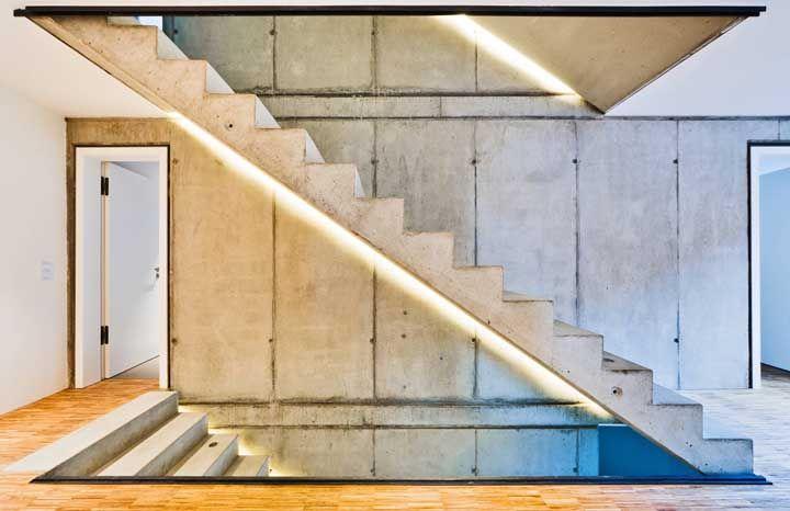 Piso para escada: conheça os materiais e veja dicas para escolher