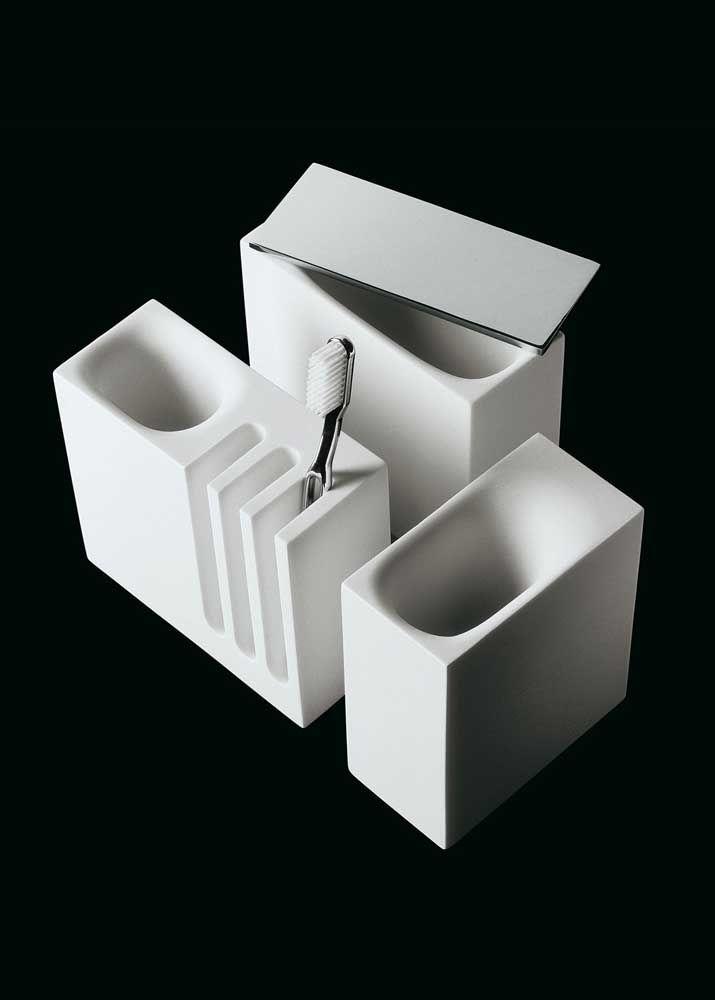 Kit de higiene para quem ama peças com design