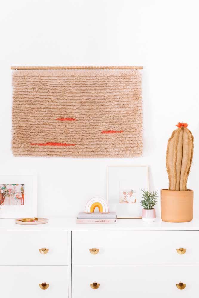 Traga os objetos decorativos que tenham a ver com você e sua história, mesmo que aparentemente eles não pareçam ter ligação nenhuma
