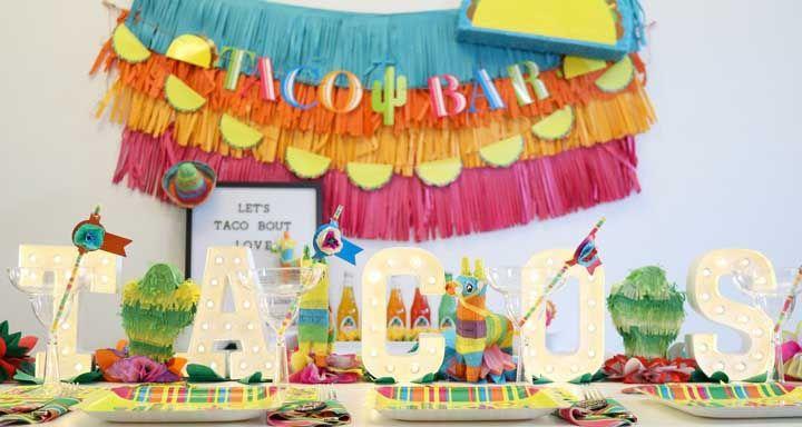 Festa Mexicana: o que servir, cardápio, dicas e decoração