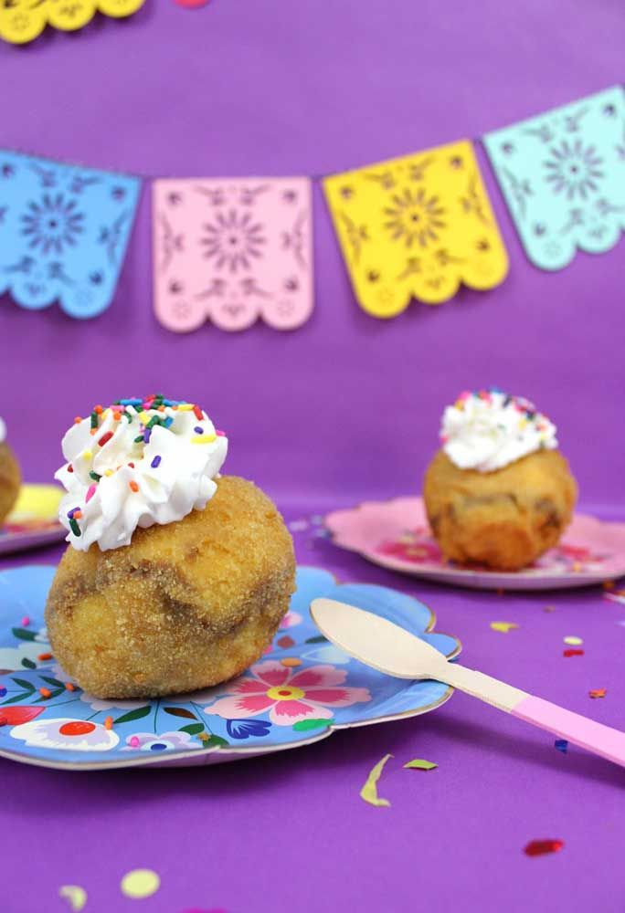 Versão mexicana para os famosos cupcakes