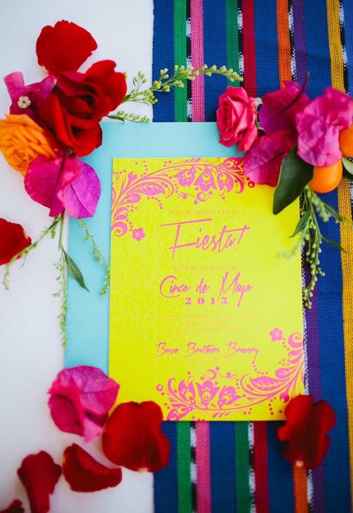Rosas vermelhas para uma festa mexicana apaixonante
