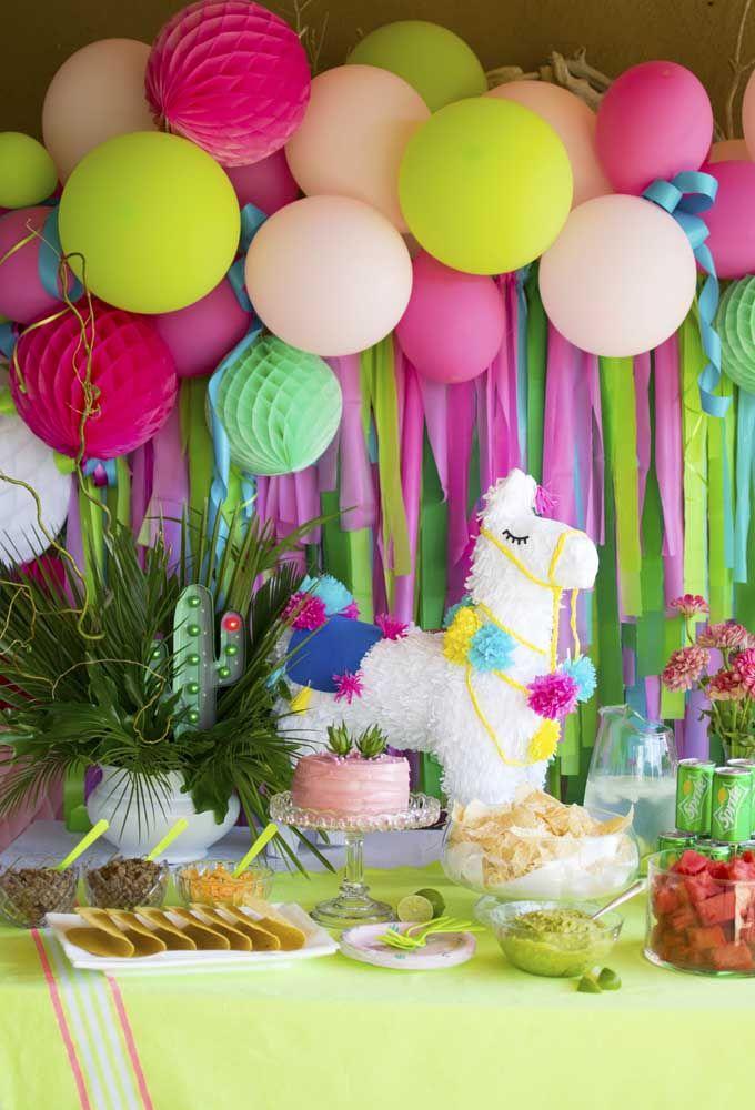 Tudo o que não pode faltar em uma festa mexicana reunidos em um só lugar
