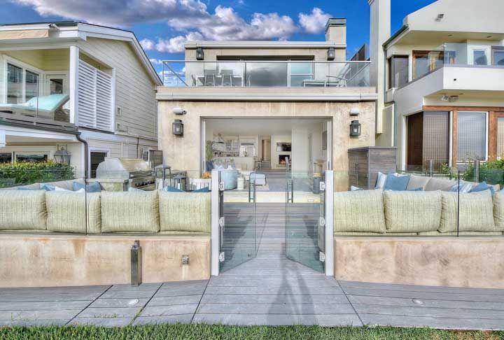 O acolhimento e receptividade dessa casa são visíveis até do lado de fora