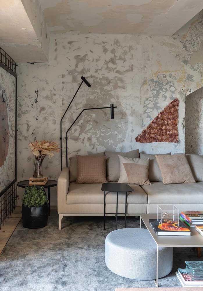 Sofá palha: cabe em qualquer proposta de decoração