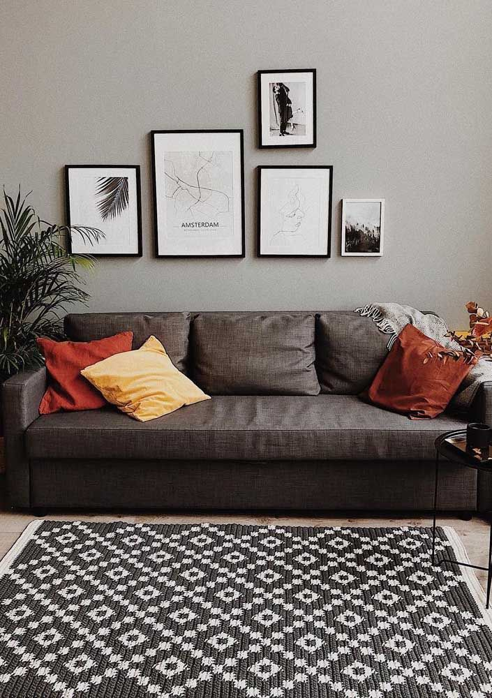 Faça do tapete de crochê o astro da decoração