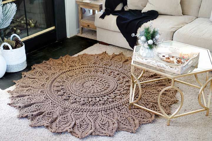Quanto mais delicado o crochê, mais trabalhoso e caro ele tende a ser