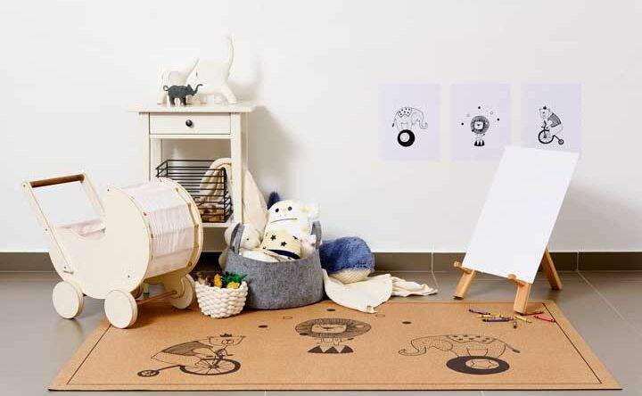 Tapete infantil: descubra 60 modelos criativos para você se inspirar