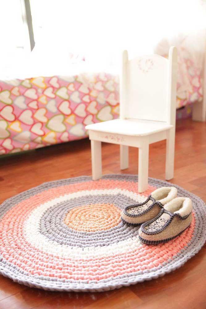 Pequeno, simples e muito importante no quarto infantil
