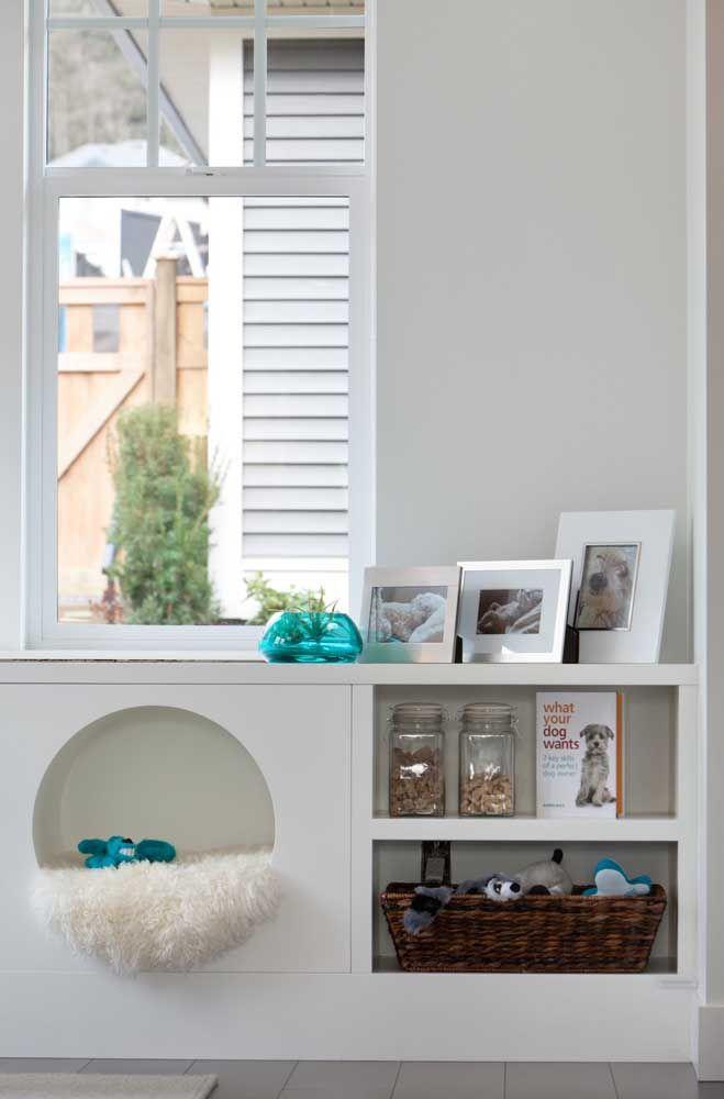 Simplicidade, beleza e funcionalidade são com eles mesmos: os nichos redondos