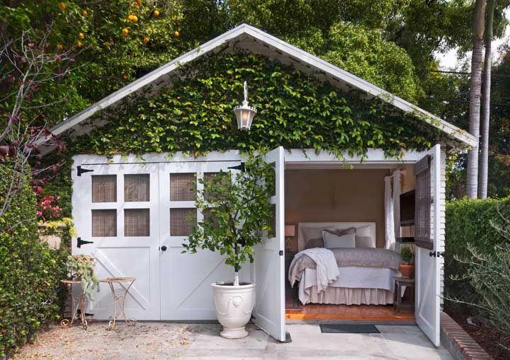 Natureza sempre presente nos projetos de casas de estilo cottage