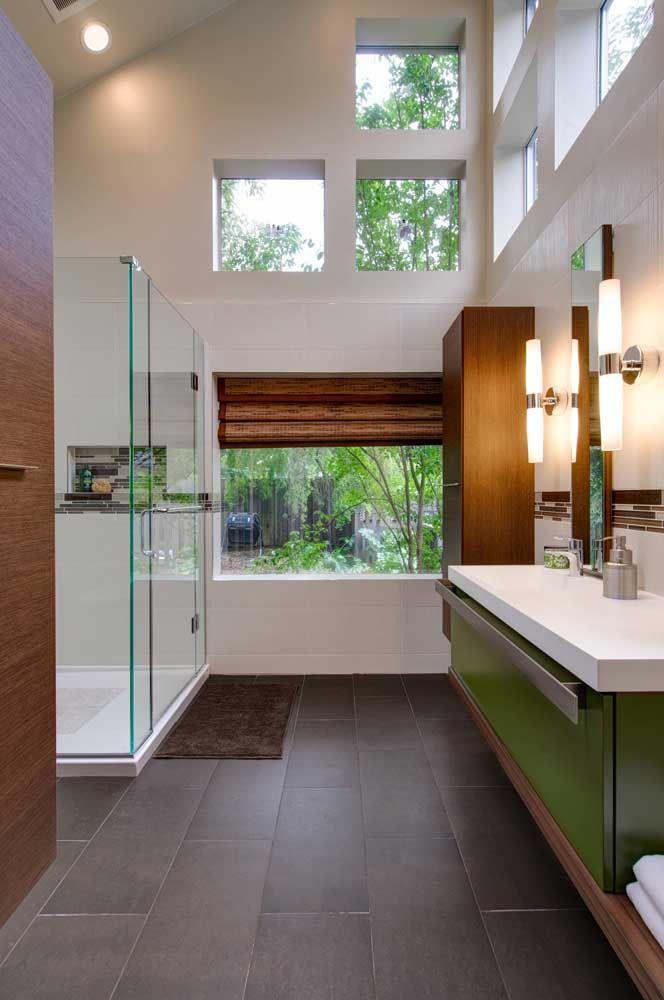 Persiana romana de bambu: ideal para criar ambientes rústicos e acolhedores
